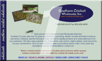 Southern Cricket Wholesale